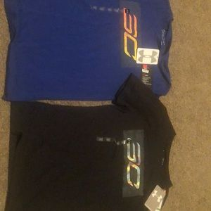 NWT! Youth Large Under Amour T-shirt